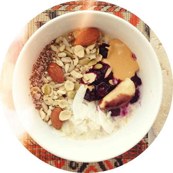Banana-Whipped Porridge